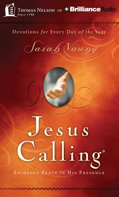 Jesus Calling: Enjoying Peace in His Presence - Young, Sarah, and Mueller, Roger (Read by)