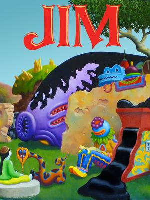 Jim by Jim Woodring graphic novel cover