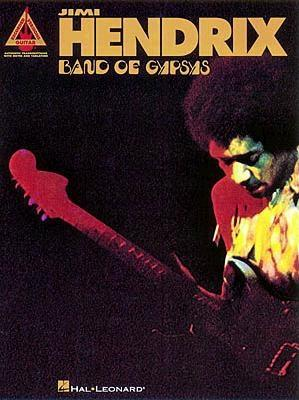 Jimi Hendrix: Band Of Gypsys - Guitar Recorded Versions - Aledort, Andy