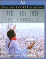 Jimi Hendrix: Live at Woodstock [Blu-ray]