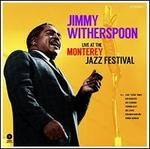 Jimmy Witherspoon at the Monterey Jazz Festival