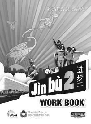 Jin bu Chinese Workbook 2 (11-14 Mandarin Chinese) - Wang, Lisa, and Yan, Hua