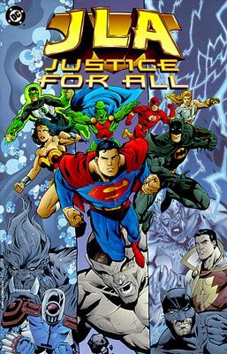 Jla: Justice for All - Vol 05 - Morrison, Grant