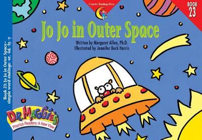 Jo Jo in Outer Space - Allen, Margaret