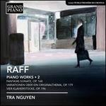Joachim Raff: Piano Works, Vol. 2
