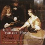 Joachim Van den Hove: Florida, Pavanas, Fantasias and Dances for Lute