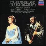Joan Sutherland and Luciano Pavarotti sing Operatic Duets