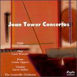 Joan Tower: Concertos