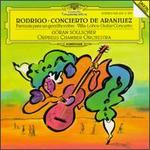 Joaquin Rodrigo: Concierto de Aranjuez; Fantasia para un gentilhombre; Heitor Villa-Lobos: Guitar Concerto