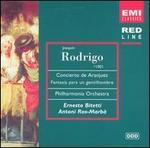 Joaquin Rodrigo: Concierto de Aranjuez; Fantasia para un gentilhombre