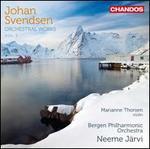 Johan Severin Svendsen: Orchestra Works, Vol. 3
