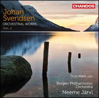 Johan Svendsen: Orchestral Works, Vol. 2 - Truls Mørk (cello); Bergen Philharmonic Orchestra; Neeme Järvi (conductor)