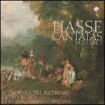 Johann Adolf Hasse: Cantatas, Vol. 1