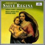 Johann Adolf Hasse: Salve Regina - Barbara Bonney (soprano); Bernarda Fink (mezzo-soprano); Musica Antiqua Köln
