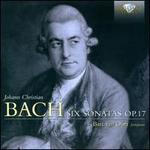 Johann Christian Bach: Six Sonatas, Op. 17