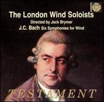Johann Christian Bach: Six Symphonies for Wind