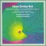 Johann Christian Bach: Symphonies Concertantes, Vol. 6