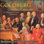 Johann Goldberg: Complete Harpsichord Concertos