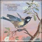 Johann Gottlieb Graun: Concertos
