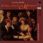 Johann Grabbe: Il primo libro de madrigali