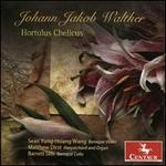Johann Jakob Walther: Hortulus Chelicus