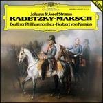 Johann & Josef Strauss: Radetzky-Marsch - Berlin Philharmonic Orchestra; Herbert von Karajan (conductor)