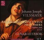 Johann Joseph Vilsmayer: Artificiosus Concentus pro Camera a Violin Solo 1715