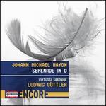 Johann Michael Haydn: Serenade in D
