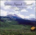 Johann Nepomuk Hummel: Complete Piano Sonatas, Vol. 2