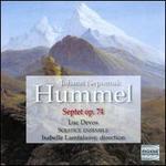 Johann Nepomuk Hummel: Septet, Op. 74