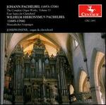Johann Pachelbel: The Complete Organ Works, Vol. 11