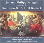Johann Philipp Krieger: Kantaten für Schloß Gottorf