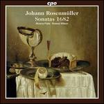 Johann Rosenmüller: Sonatas 1682