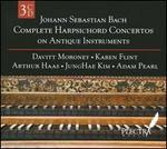 Johann Sebastian Bach: Complete Harpsichord Concertos on Antique Instruments
