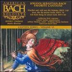 Johann Sebastian Bach: Favorite Cantatas