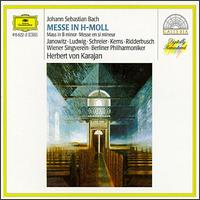 Johann Sebastian Bach: Messe in H-moll - Christa Ludwig (vocals); Eberhard Finke (cello); Gerd Seifert (horn); Gundula Janowitz (soprano); Gunter Piesk (bassoon); Gunter Prill (flute); Heinrich Karcher (oboe d'amore); Henning Trog (bassoon); James Galway (flute); Karl Ridderbusch (bass)
