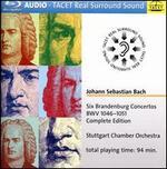 Johann Sebastian Bach: Six Brandenburg Concertos BWV 1046-1051 Complete Edition