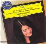 Johann Sebastian Bach: Toccata BWV 911; Partita BWV 826; English Suite No. 2 BWV 807