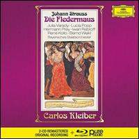 Johann Strauss: Die Fledermaus [CD & Blu-ray Audio] -