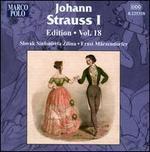 Johann Strauss I Edition, Vol. 18