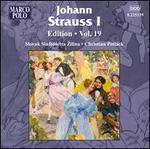 Johann Strauss I Edition, Vol. 19
