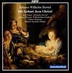 Johann Wilhelm Hertel: Die Geburt Jesu Christi