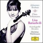 Johannes Brahms & Clara Schumann - Alice Sara Ott (piano); Ferruccio Busoni (candenza); Lisa Batiashvili (violin); Staatskapelle Berlin; Christian Thielemann (conductor)