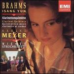 Johannes Brahms, Isang Yun: Clarinet Quintets