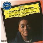 Johannes Brahms: Lieder