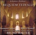 Johannes Brahms: Requiem Tedesco