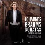 Johannes Brahms: Sonatas for Cello and Piano
