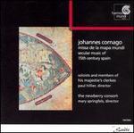 Johannes Cornago: Missa de la Mapa Mundi