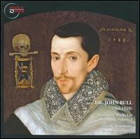John Bull: Complete Works for Keyboard, Vol. 1 - Mahan Esfahani (harpsichord); Peter Watchorn (harpsichord)