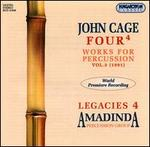John Cage: Works for Percussion, Vol. 3